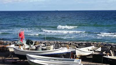Boote in Vitt