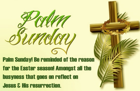 Happy Palm Sunday Quotes, Images And Messages for Facebook, Whatsapp, Twitter