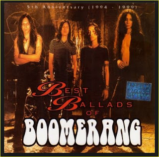 Boomerang Mp3 Best Ballads (1999) Full Album Rar