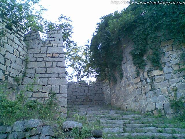 Medak Fort Telangana places to see