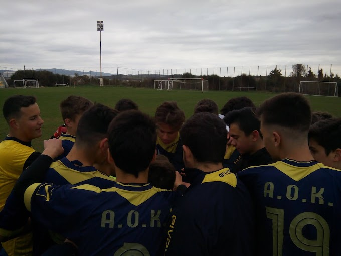 ΕΝΑΡΞΗ ΠΡΟΠΟΝΗΣΕΩΝ ΑΚΑΔΗΜΙΑΣ  Α.Ο.ΚΑΠΠΑΔΟΚΩΝ - Atromitos FC Soccer School