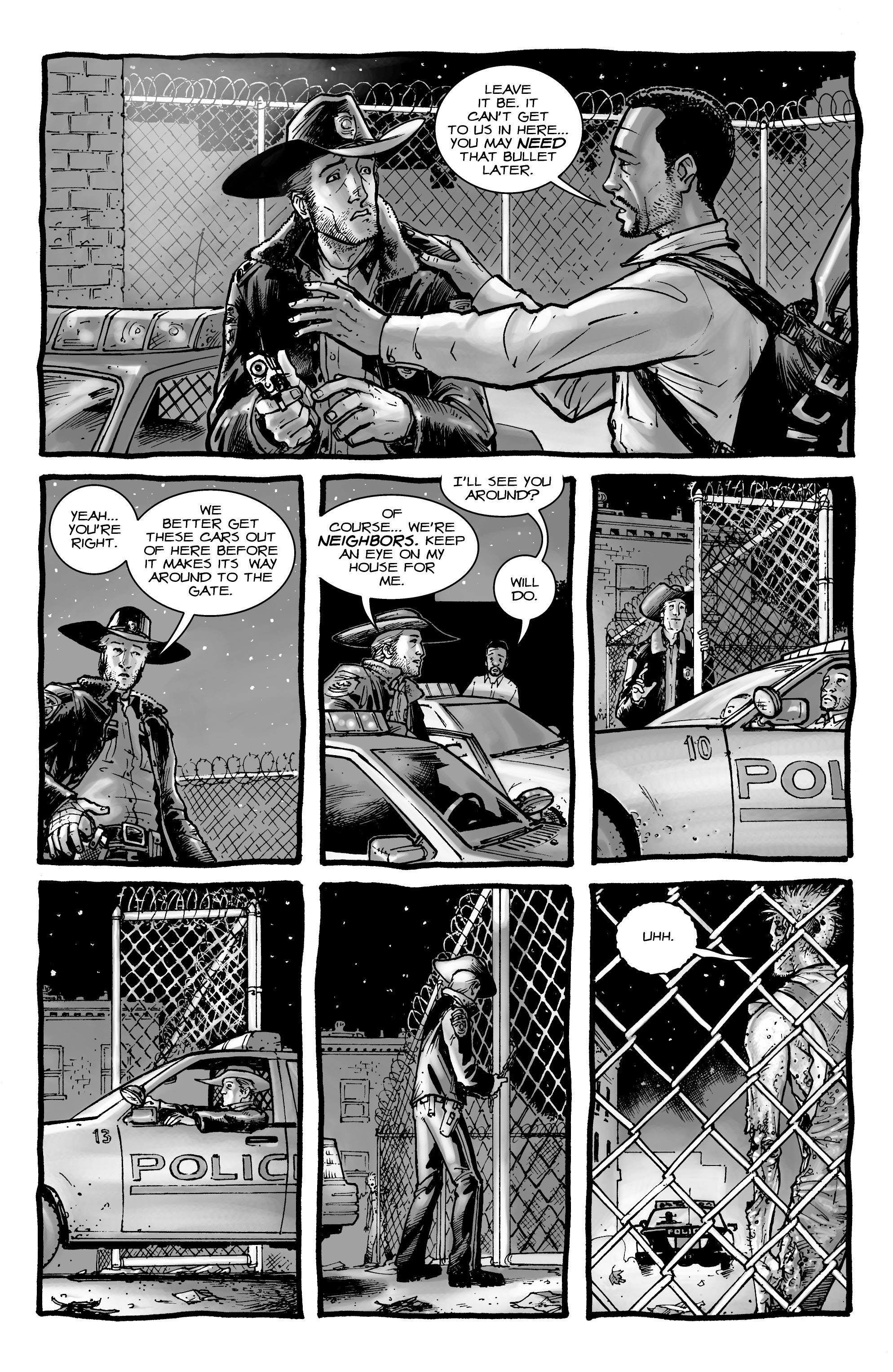 The Walking Dead issue 1 - Page 24