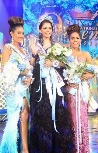 Matagi Mag Beauty Pageants: Marcela Ohio - Miss