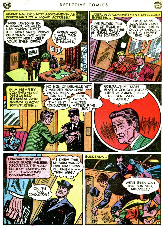 Read online Detective Comics (1937) comic -  Issue #162 - 6