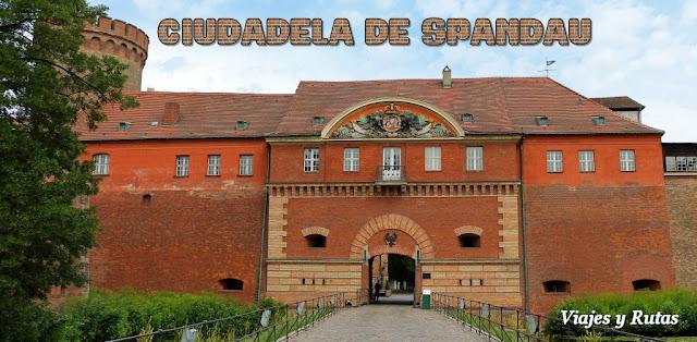 Una escapada desde Berlín: Spandau y su ciudadela