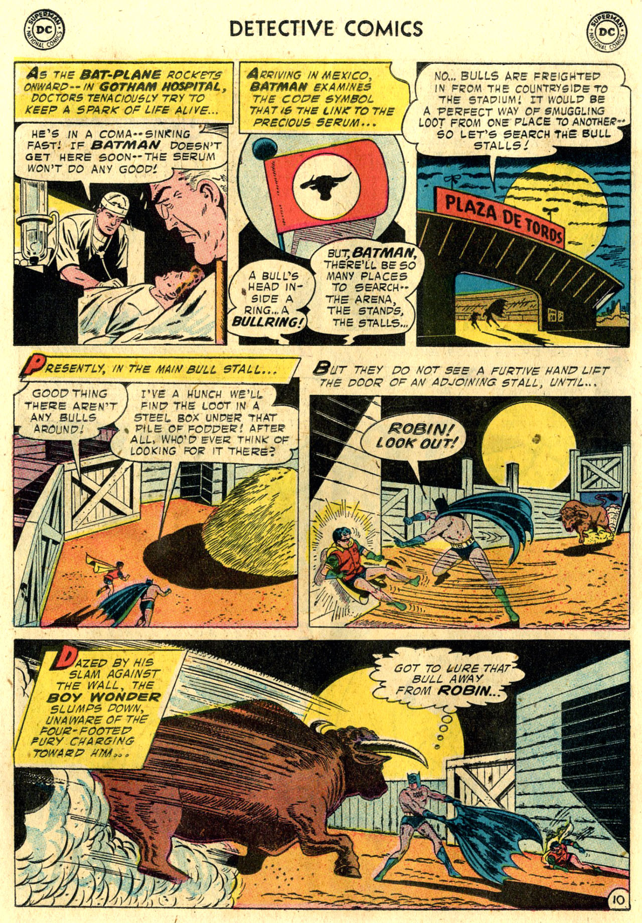 Read online Detective Comics (1937) comic -  Issue #248 - 12