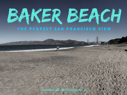 Baker Beach: The Perfect San Francisco View