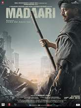 Watch Madaari (2016) DVDRip Hindi Full Movie Watch Online Free Download