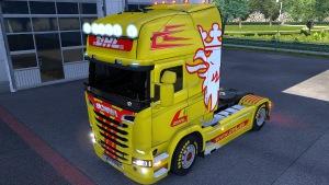 DHL Scania Streamline