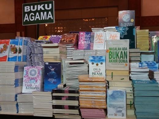 6 Hal Menarik di Indonesia International Book Fair 2018 (IIBF 2018)