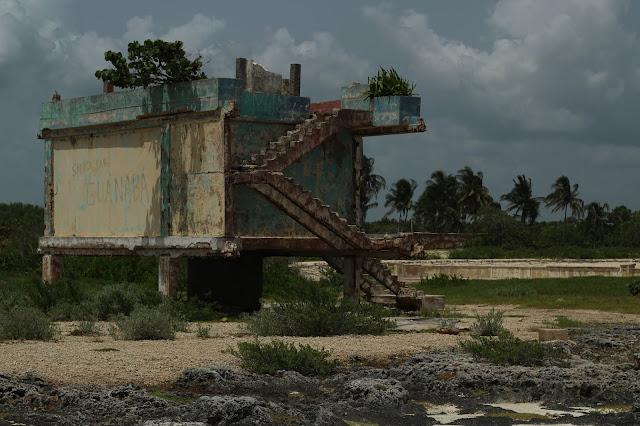 opuszczone miejsca Kuba