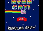 Flappy Nyan Cat Benson Un show mas