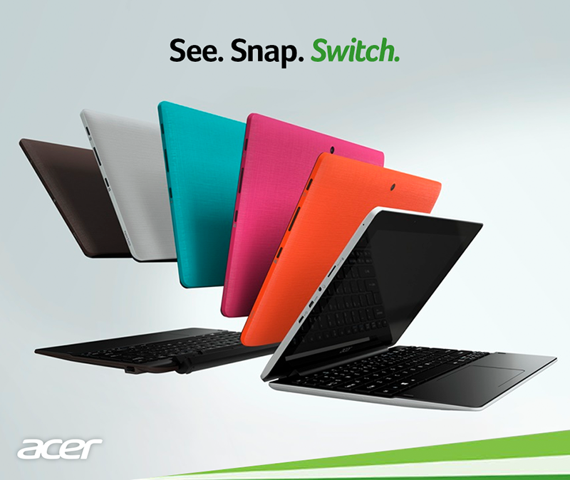 A more powerful version of Acer Aspire Switch 10E