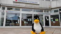 Linux Presntation Day 2018-2 bei Sampson Computer