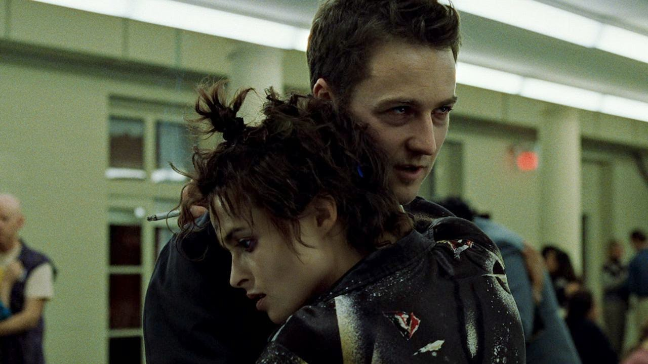 fight club edward norton helena bonham carter