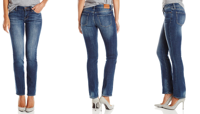 Lucky Brand Brooke Slim-Fit Bootcut Jeans $44 (reg $99)