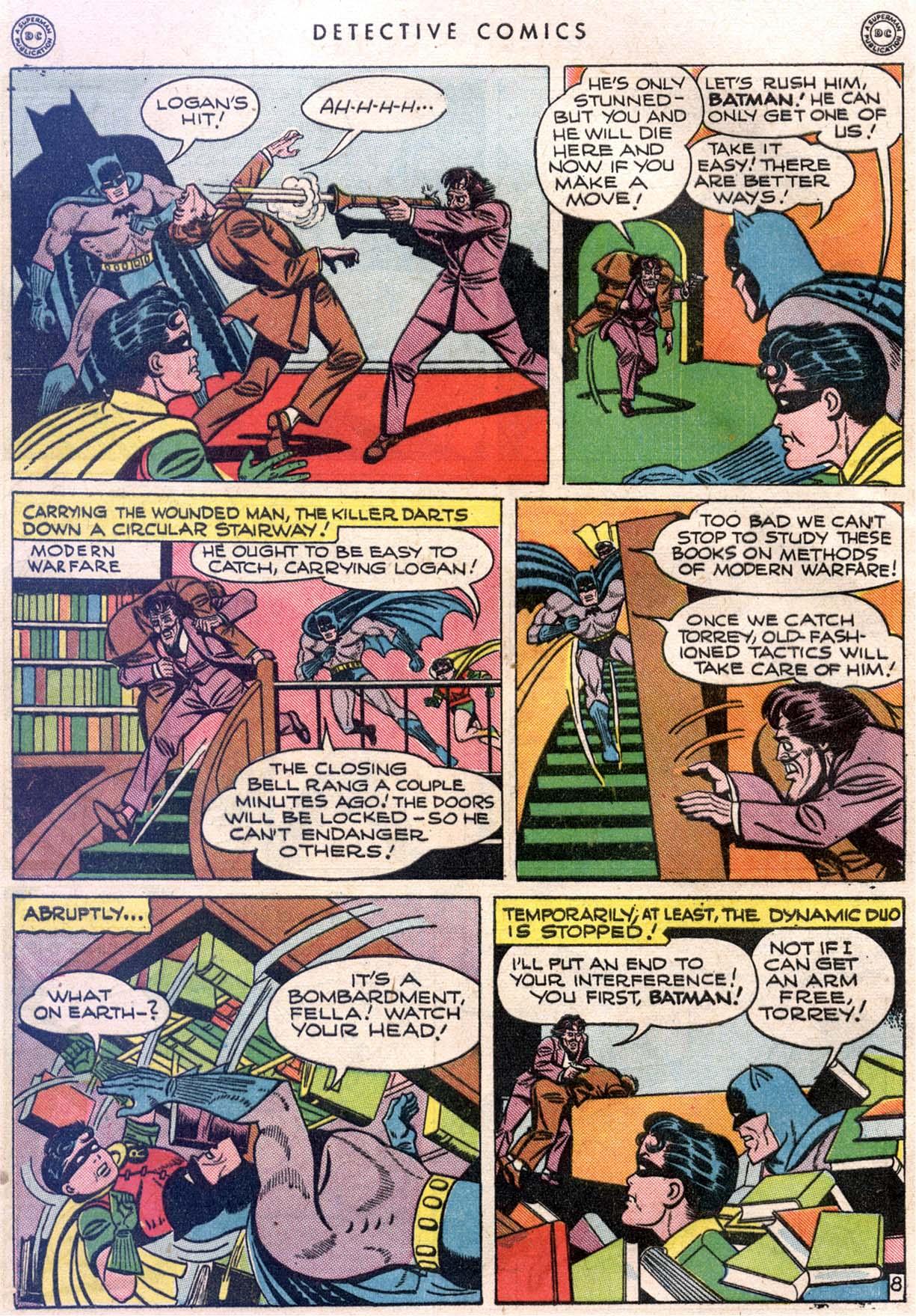 Read online Detective Comics (1937) comic -  Issue #106 - 10