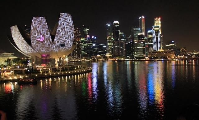 tempat singapore wajib datang