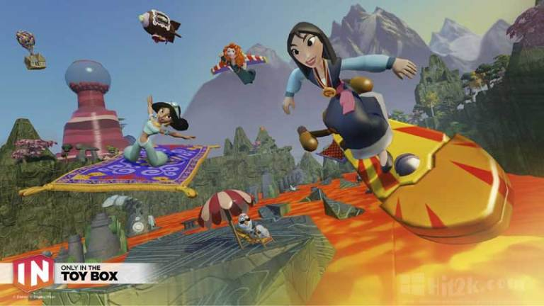 Disney Infinity 3.0 Gold Edition Free Download Game Full Version
