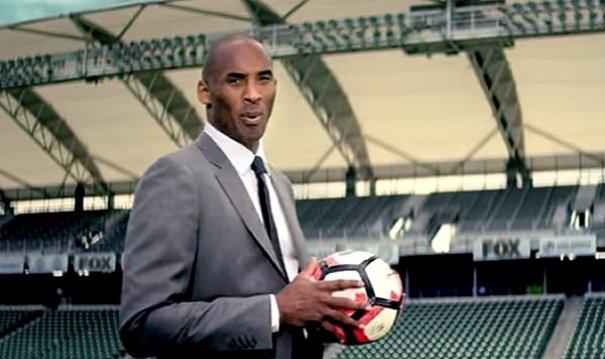Kobe Bryant presenta la Copa América Centenario
