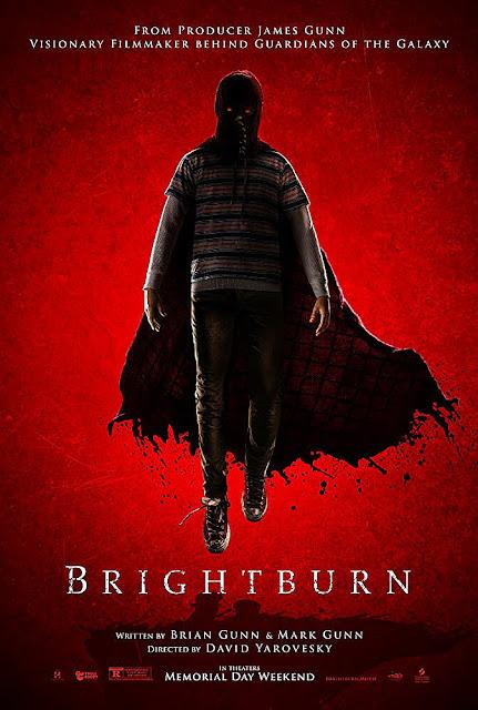 Sinopsis Film Horror Brightburn (2019)