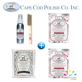 CAPE COD Polishing Combo Set E