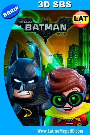 LEGO Batman: La Película (2017) Latino HD 3D SBS 1080P ()