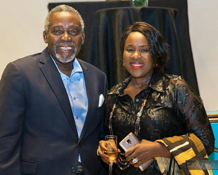 how olu jacobs met his wife