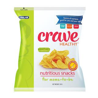 crave healthy snack