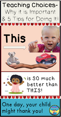 5 Tips for Teaching Toddlers How to Make Choices- and why you should!