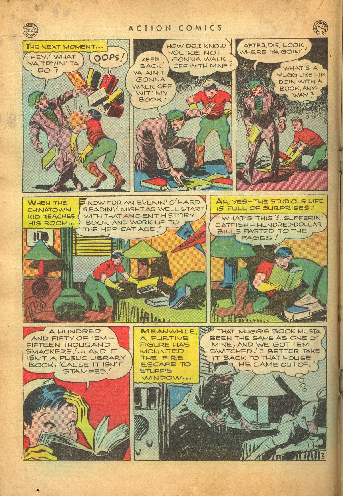 Read online Action Comics (1938) comic -  Issue #95 - 25