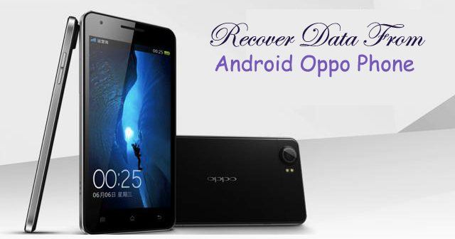 Oppo Phone File Recovery