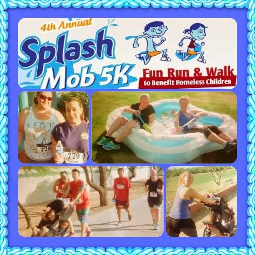 5.17.14: Splash Mob 5k