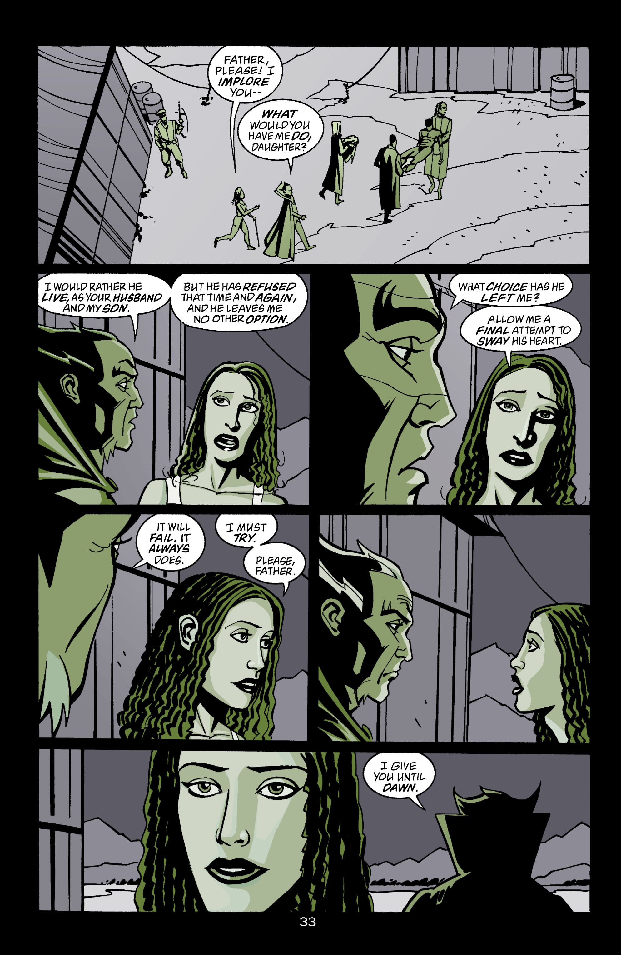 Detective Comics (1937) 750 Page 33