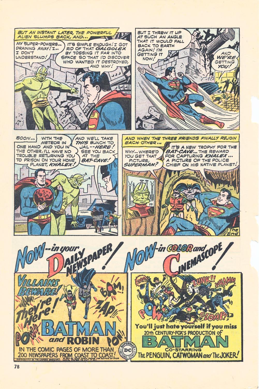 Read online World's Finest Comics comic -  Issue #161 - 79