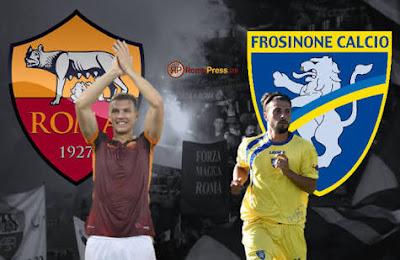 مشاهدة مباراة روما وفروسينوني بث مباشر اونلاين بدون تقطيع في الدوري الايطالي