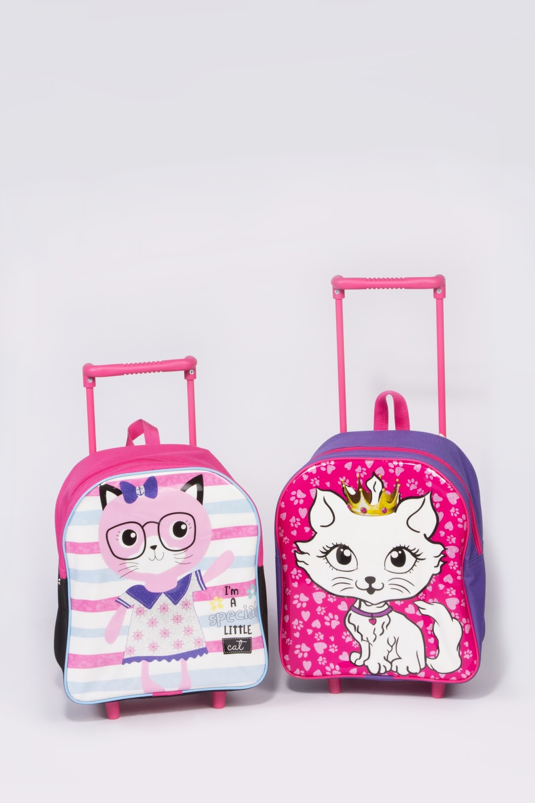 a9f2ba046d1c2 Loving these cute bags that surely your little princess would love to! :) I  personally love the cat with eye glasses! ^_^ Go big on fun prints and  their ...