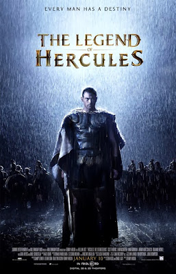 Noul poster oficial The Legend Of Hercules (vezi update-ul de mai jos)