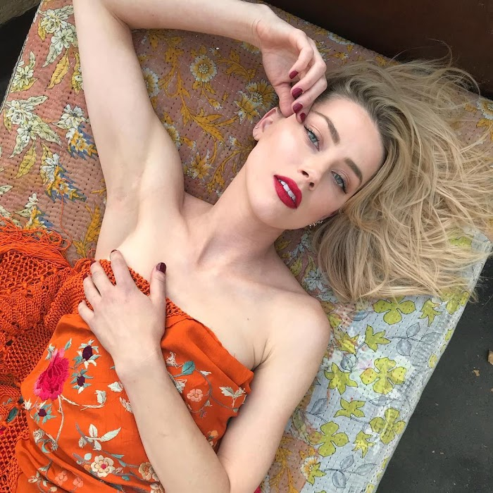 AmberHeard Latest Pictures|Hot Instagram Photos