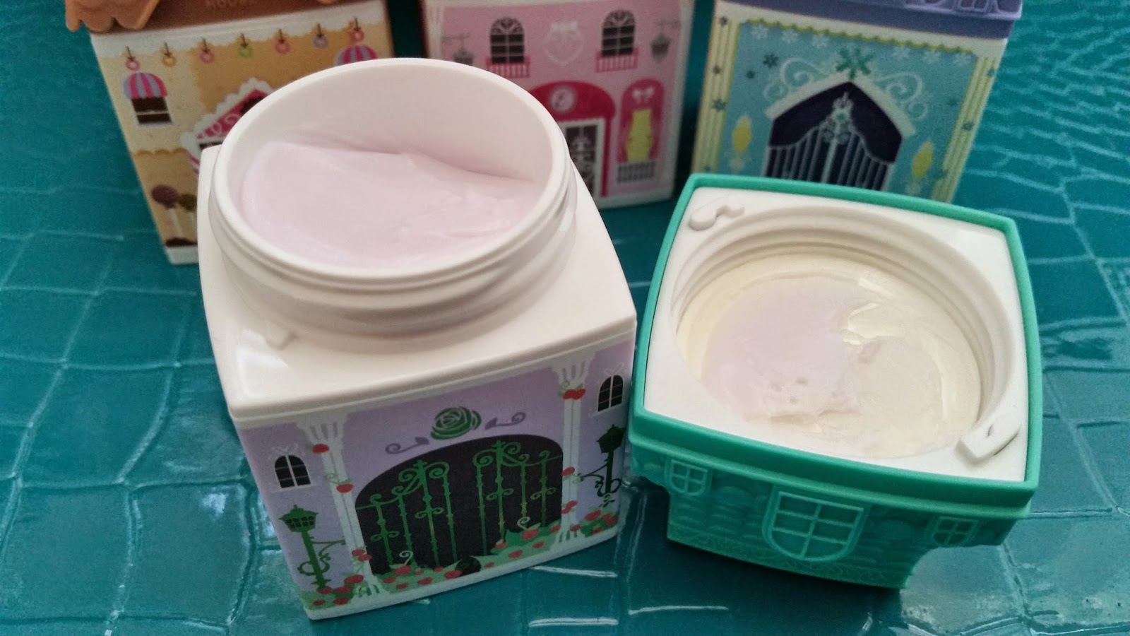 Etude House My Castle Hand Cream Forever Rose