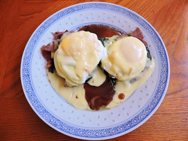 Eggs Benedict Florentine, Polish, Adam,