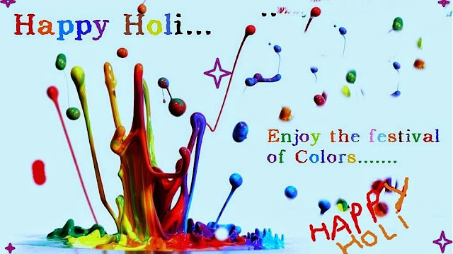 Happy Holi Quotes For Facebook