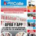 """Esta en circulación la edición N° 353 del semanario """"La Voz de la Calle"""""""