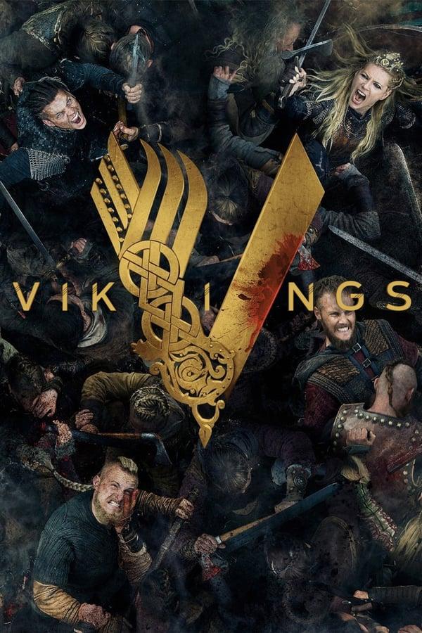 Descargar Vikingos (Vikings) Latino HD Serie Completa por MEGA