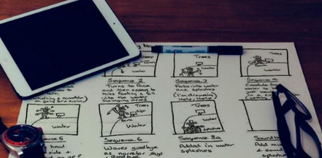 تطبيق Storyboard من جوجل لتحويل الفيديو إلى قصص مصورة