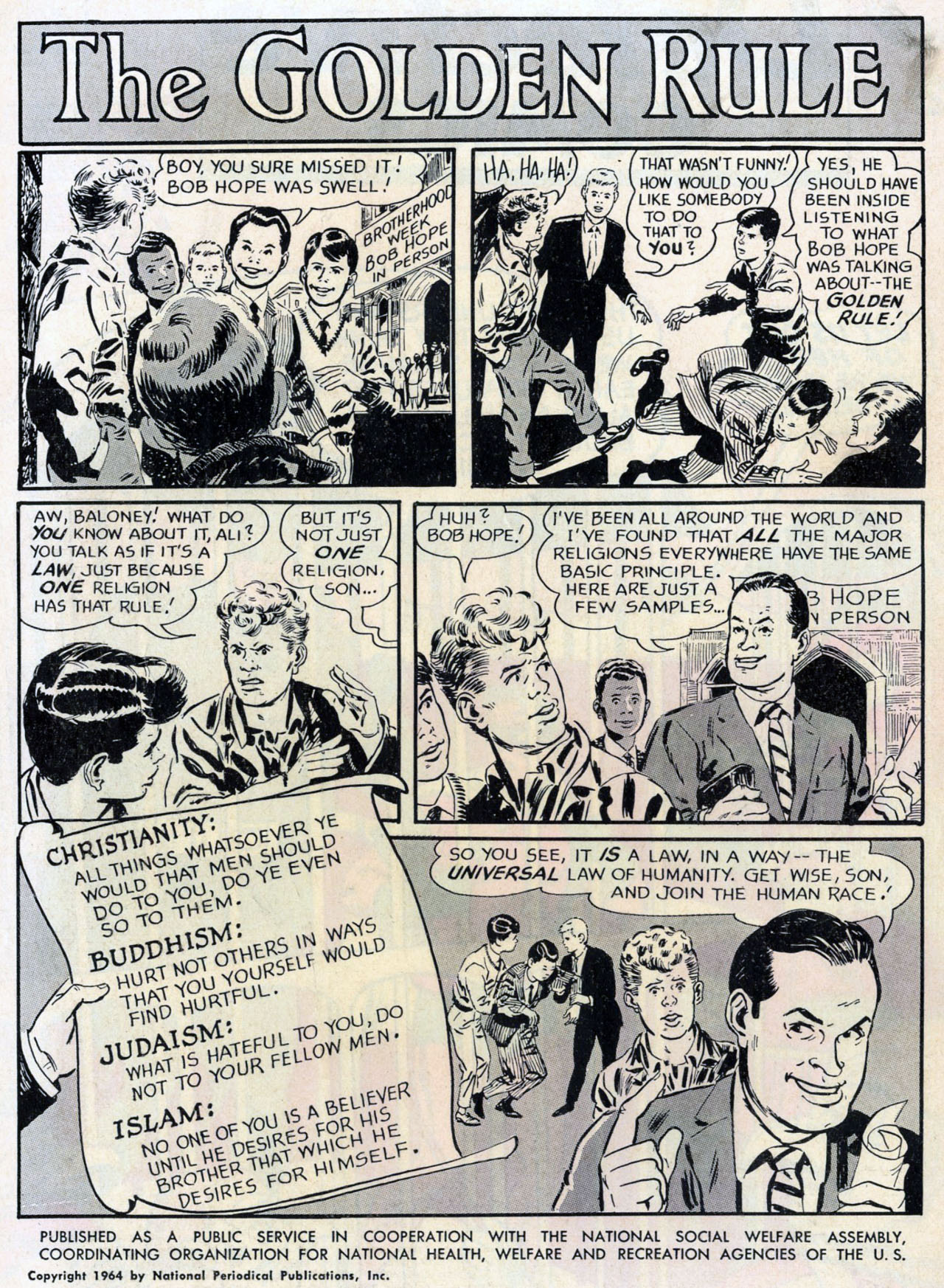 Detective Comics (1937) 326 Page 1