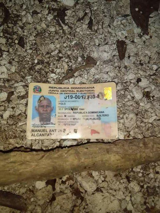 Encuentran hombre muerto  en el paraje El fundo De La Guázara