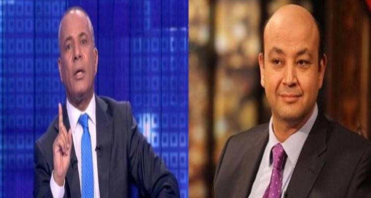 أحمد موسى يكشف سبب رحيل عمرو أديب عن  أوربت