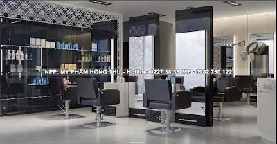 cung cấp phụ kiện Salon Tóc tại Thái Bình