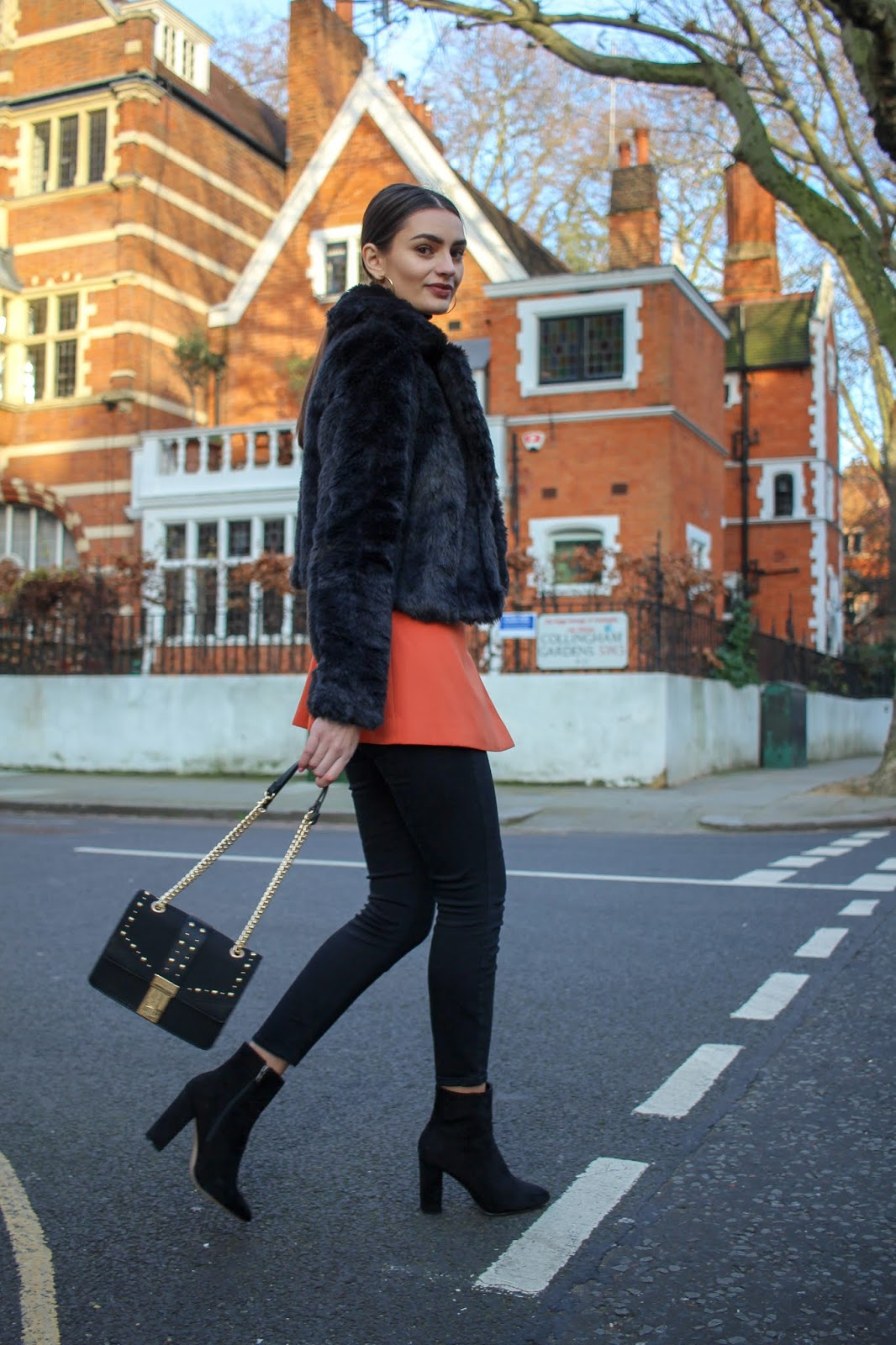 london street style winter